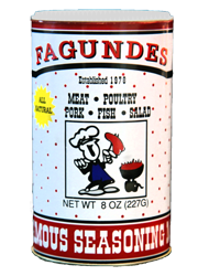 Fagundes Seasoning Order